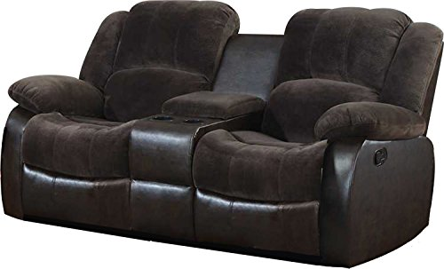 Nhi Express Aiden Motion Loveseat Amp Console 1 Pack Peat