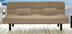 Serta SA-SLCS3O3076-P Santa Cruz Outdoor Convertible Sofa