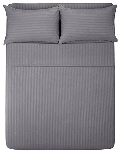 Exotic Bedware 1800 Series Brushed Microfiber Queen Size Sleeper Sofa Sheet Set 62 X