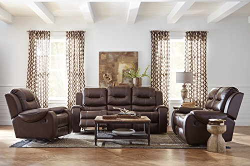 3 Piece Living Room Sofa Set: Cambridge Clark Three Piece Set: Sofa, Loveseat, Recliner