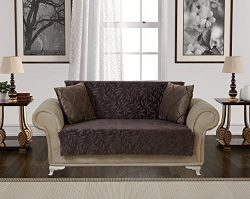 Anti-Slip Armless Pet Dog Sofa Cover Couch Covers Sectional Slipcover/Non-Slip Arm-chair Recline ...