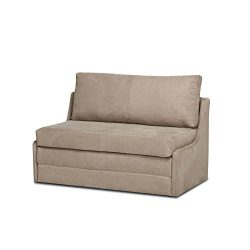 Gold Sparrow Adc-Alb-Cls-Njx-Coc Albany Convertible Loveseat Sleeper, Cocoa