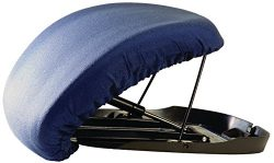 Carex Upeasy Seat Assist, Portable Hydropneumatic Lifting Seat, with Support for Up to 220 Pound ...