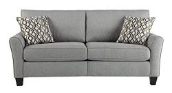 Ashley Furniture Signature Design – Strehela Contemporary Sofa – RTA Sofa in a Box & ...