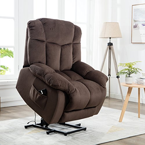 canmov power lift recliner chair heavy duty and safety motion