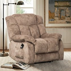 CANMOV Power Lift Recliner Chair – Heavy Duty and Safety Motion Reclining Mechanism-Antisk ...