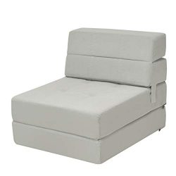 Giantex Fold Down Sofa Bed Floor Couch Foam Folding Modern Futon Chaise Lounge Convertible Uphol ...