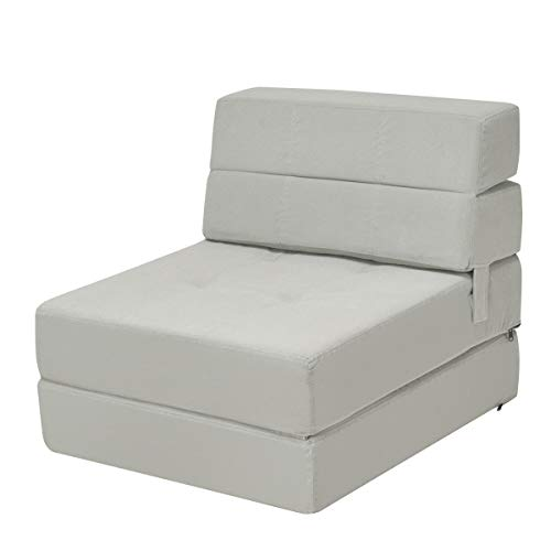Giantex Fold Down Sofa Bed Floor Couch Foam Folding Modern