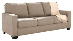 Ashley Furniture Signature Design – Zeb Sleeper Sofa – Contemporary Style Couch &#82 ...