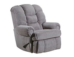 Lane Home Furnishings Stallion 1509-95 1407 Recliner, Pewter-Grey