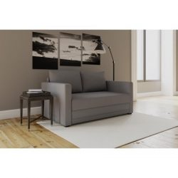 Modern Design Flip Sofa Sleeper Chair, (Sleeper Bed, Gray)