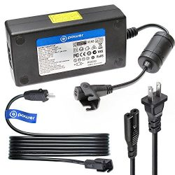 T POWER (24V-29V 12 feet Cord Ac Dc Adapter Charger Compatible with Pride Mobility Limoss Okin I ...