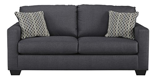 Benchcraft – Bavello Contemporary Sofa Sleeper – Full Size Mattress Included – ...