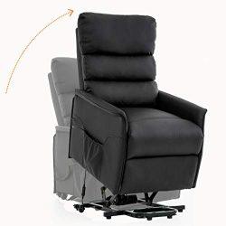Lift Chair Recliner Power Lift Chair Power Recliner Electric Recliner for Elderly Wall Hugger Re ...