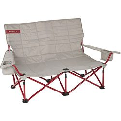 Kelty LoveSeat – Low-Tundra/Chili kty0717-Tundra/Chili Pepper