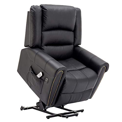 Electric Power Lift Recliner Chair Dual Tuv Motor Infinite