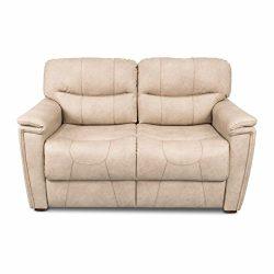 Thomas Payne 379930 Grantland Doeskin 68″ Trifold Sofa