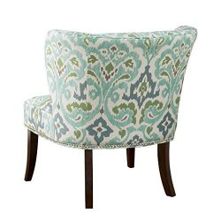 Madison Park FPF18-0432 Accent Chairs See below Blue/Green