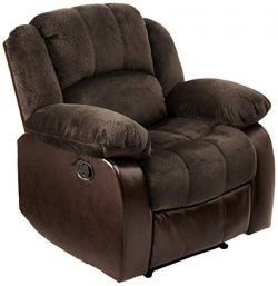 NHI Express Aiden Recliner (1 Pack), Peat