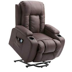 Rainbow Tree Massage Recliner Chair, Electric Power Lift Chair with Massage, Heat and Vibration  ...