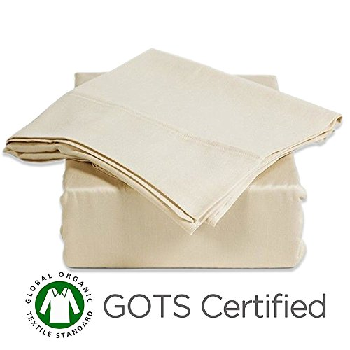 Gotcha Covered American Leather Comfort Sleeper 100% Organic Cotton Sateen Sofa Sleeper Sheet Se ...