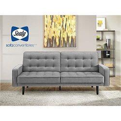 Sealy Sofa Convertibles Trieste Splitback Convertible