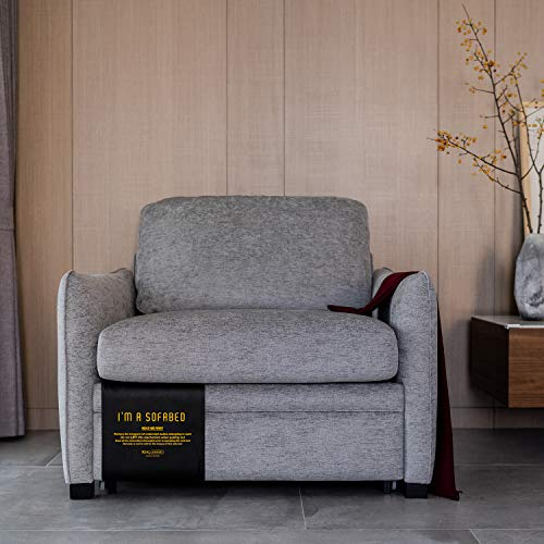 Living Room Furniture Single Chair Pull Out Sofa Bed Slate Gvdesigns Gvdesigns