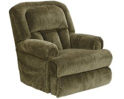 4847-25 (Basil) Catnapper Burns Power Lift Recliner Chair.-Rated for 400 lbs. 79 in. Ext. Lgth.  ...