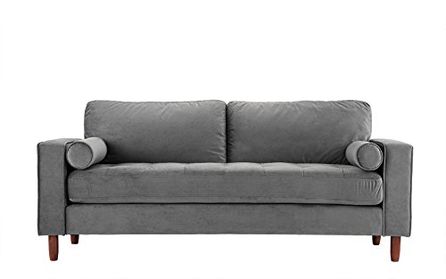 Housel Living HSL237-VV-3S Sofa, Grey