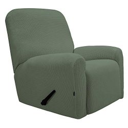 Easy-Going Recliner Stretch Sofa Slipcover Sofa Cover Furniture Protector Couch Soft with Elasti ...