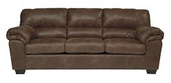 Ashley Furniture Signature Design – Bladen Contemporary Plush Upholstered Sofa – Cof ...