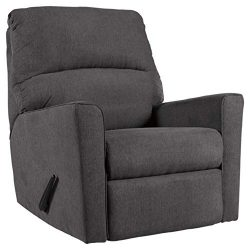 Ashley Furniture Signature Design – Alenya Contemporary Rocker Recliner Chair – Manu ...