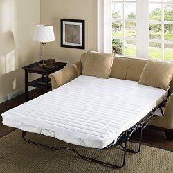 Madison Park Essentials MATT PAD/Topper, 60×72, Ivory