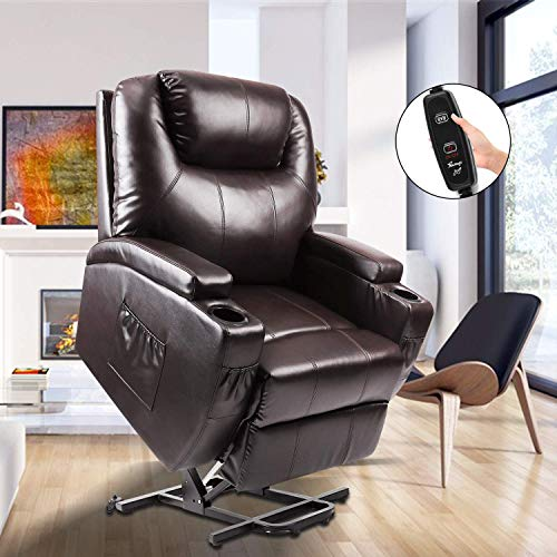 Power Lift Recliner Fitnessclub Electric Massage