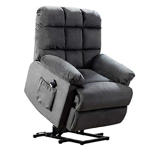 Anj Power Lift Recliner Chair For Elderly With Over
