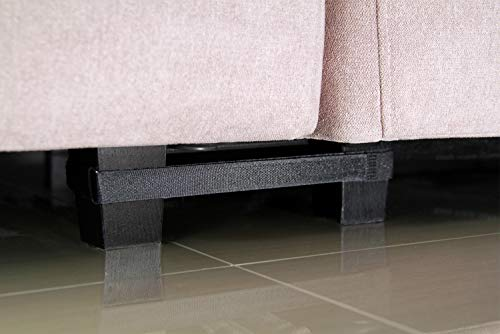 BOWERBIRD Sectional Connectors for Sliding Sofas – Innovative Double Reinforcement – ...