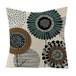 Hurrybuy Throw Pillow Covers Decor Super Soft Home Decorative Throw Pillow Case Cushion Cover fo ...