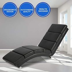 Aoxun Massage Recliner Chair – Leather Ergonomic Modern Upholstered Chaise Lounge for Indo ...