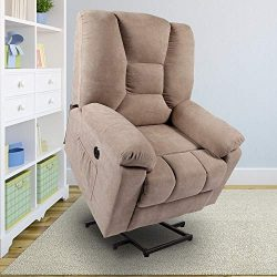 oneinmil Power Lift Recliner Chair – Massage Chairs Full Body and Recliner Heated Lift Cha ...