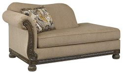 Signature Design by Ashley – Westerwood LAF Corner Chaise, Patina