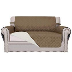 Easy-Going Sofa Slipcover Reversible Sofa Cover Furniture Protector Anti-Slip Foams Couch Cover  ...