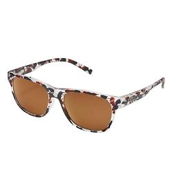 Suncloud Scene Polarized Sunglasses, Sprinkle, Brown