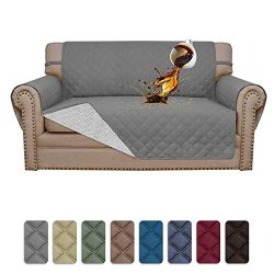Easy-Going Sofa Slipcover Loveseat Cover Waterproof Couch Cover Furniture Protector Sofa Cover P ...