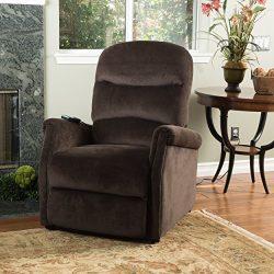Christopher Knight Home Alan Lift Up Recliner Chair, 33.08″D x 36.23″W x 40.95″ ...