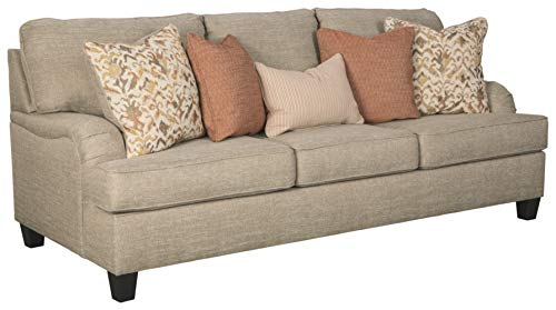 Signature Design by Ashley – Almanza Sofa Sleeper, Wheat