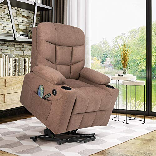 Artist Hand Electric Power Lift Recliner, Lift Massage Chair for Elderly Pregnantly, Living Room ...