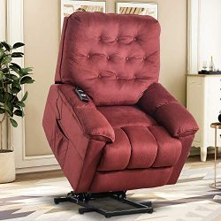 Lift Chairs for Elderly – Lift Chairs Recliners Lift Sofa Electric Recliner Chairs with Re ...